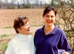 delta and mom 1993
